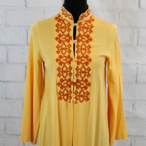 Vintage 70s House Coat / Dressing Gown